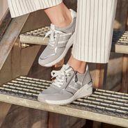 Sneaker - grey, GREY COMB, hi-res