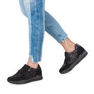 Sneaker - black, BLACK/LEO, hi-res