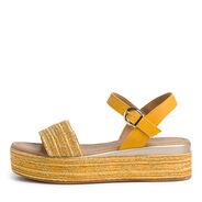 Sandal - yellow, SAFFRON COMB, hi-res