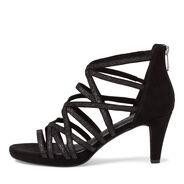 Sandalette - schwarz, BLACK COMB, hi-res