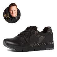 Sneaker - schwarz, BLACK NAPPA C., hi-res