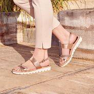 Sandale - rosa, ROSE MET. COMB, hi-res