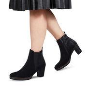 Stiefelette - schwarz, BLACK COMB, hi-res