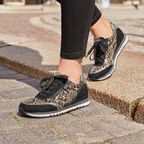 Sneaker - grey, DK.GREY STR.C., hi-res
