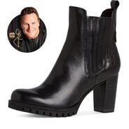 Chelsea Boot - schwarz, BLACK ANT.COMB, hi-res
