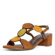 Sandalette - braun, COGNAC COMB, hi-res