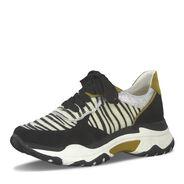Sneaker - schwarz, BLACK/ZEBRA, hi-res