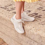 Sneaker - white, WHITE, hi-res