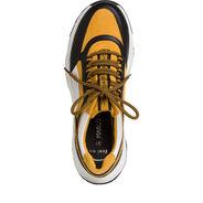 Sneaker - yellow, SAFFRON COMB, hi-res
