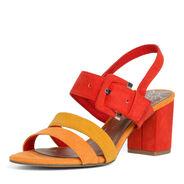 Sandalette - orange, FIRE COMB, hi-res
