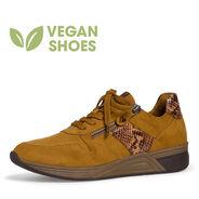 Sneaker - yellow, MUSTARD COMB, hi-res