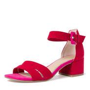 Sandalette - rot, RED COMB, hi-res