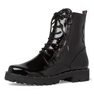 Bootie - black, BLACK PATENT, hi-res