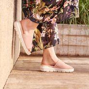 Heeled sandal - rose, ROSE, hi-res