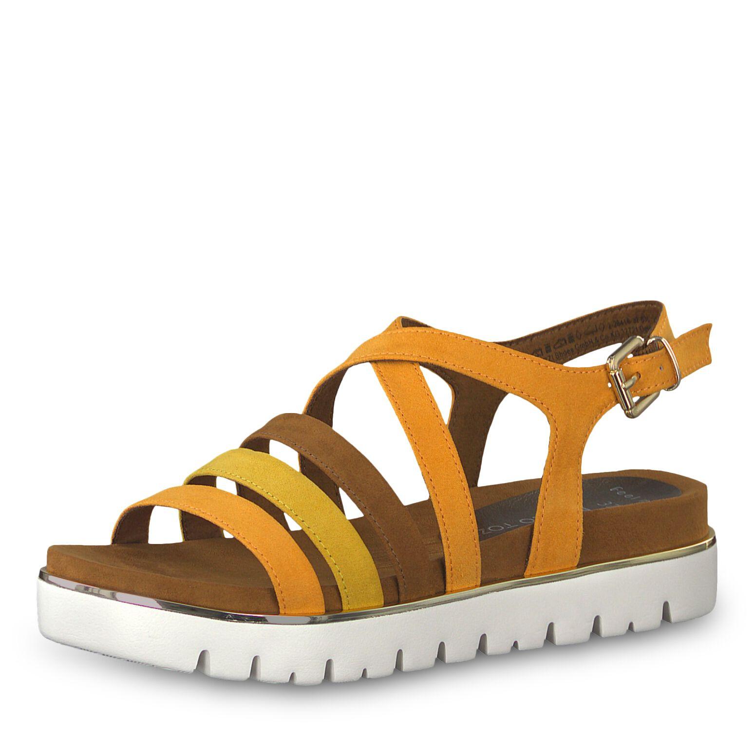 Kaufen Online Tozzi Sandalen Damen Für Marco edCBxoWr