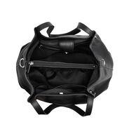 Handbag - black, BLACK, hi-res