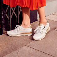 Sneaker - weiß, WHITE COMB #, hi-res