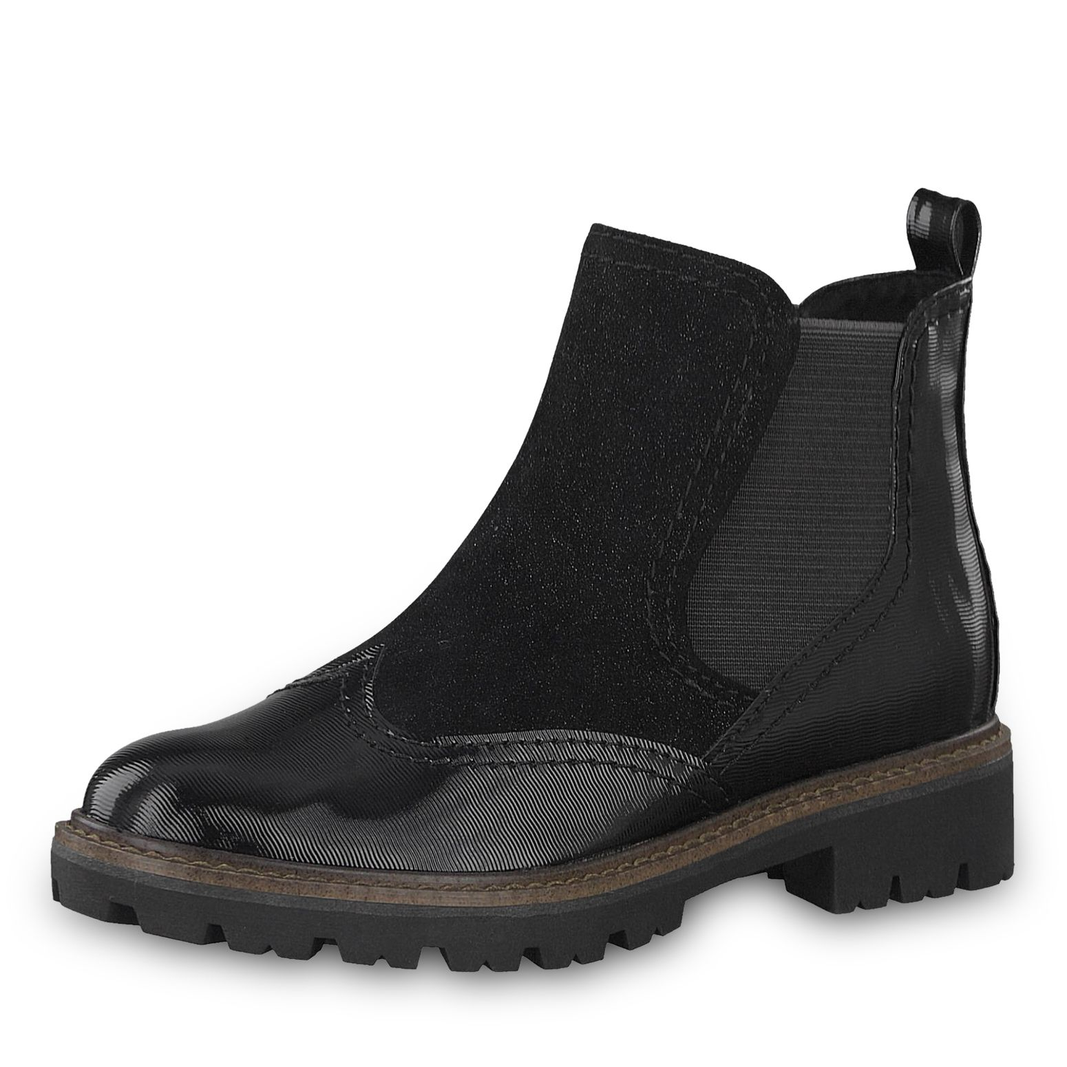 bargni 2 2 25412 39 chelsea boots von marco tozzi online kaufen. Black Bedroom Furniture Sets. Home Design Ideas
