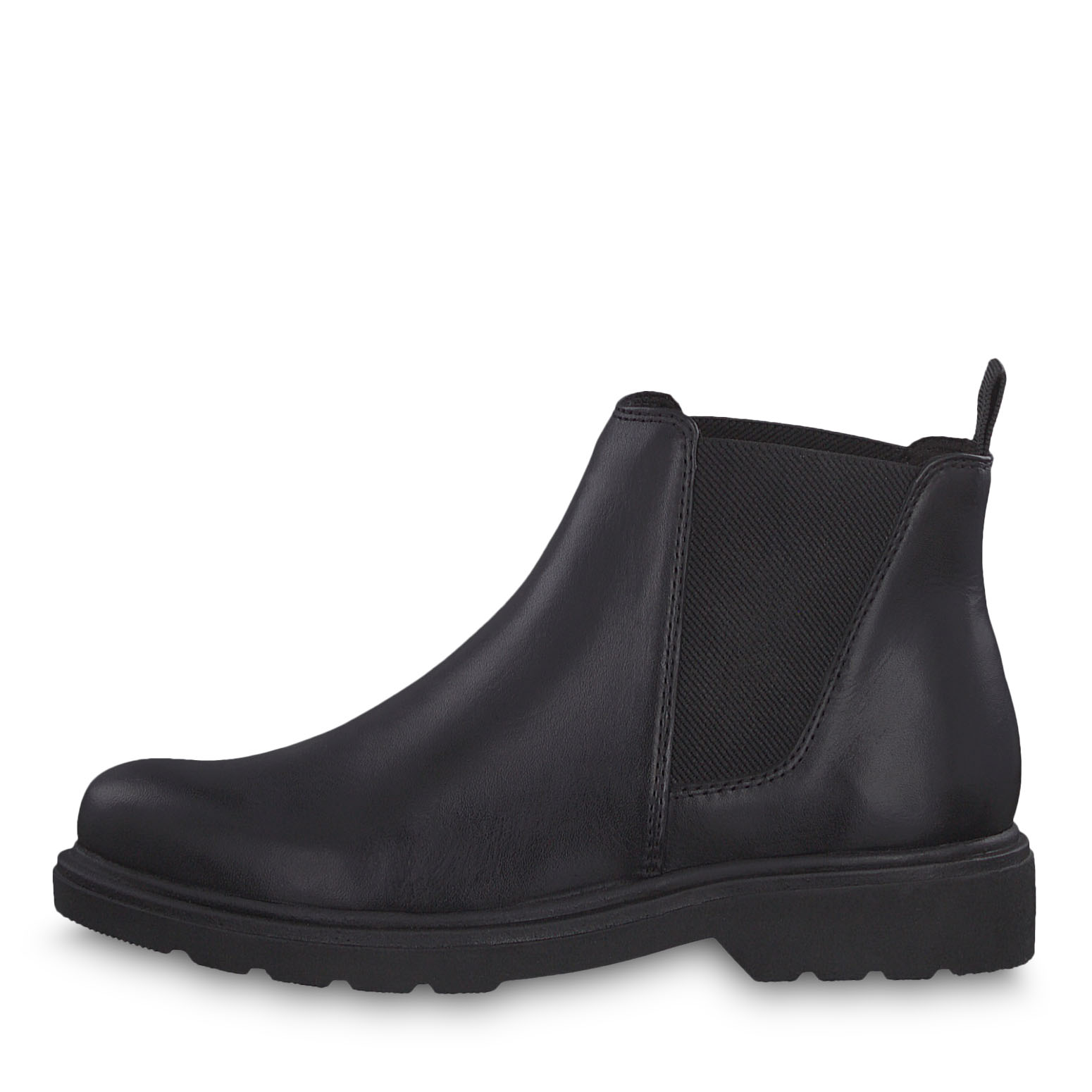 Chelsea boot - black, BLACK ANTIC, hi-res