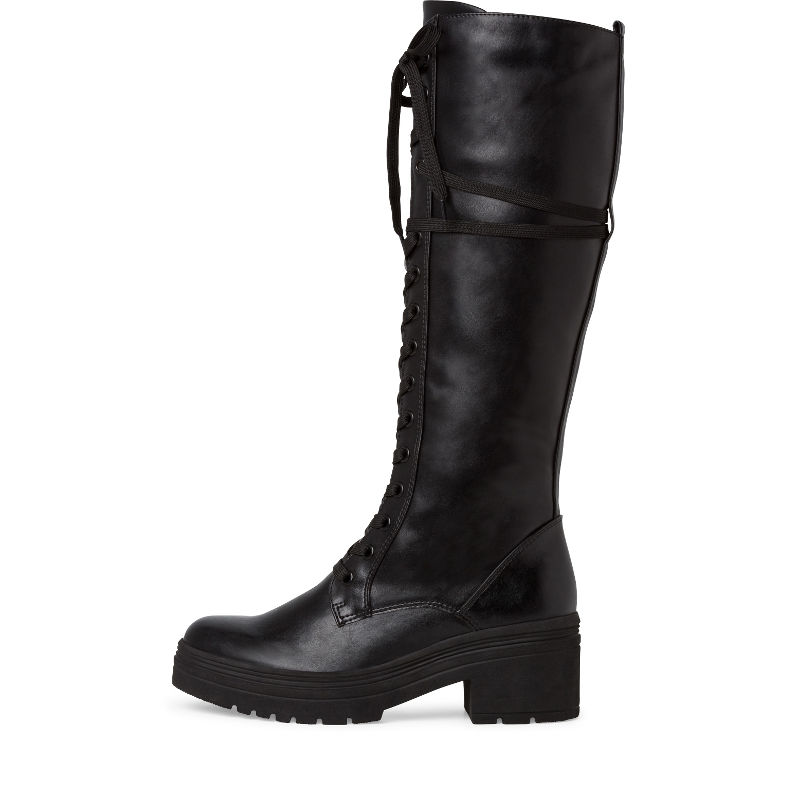 Stiefel - schwarz, BLACK ANTIC, hi-res
