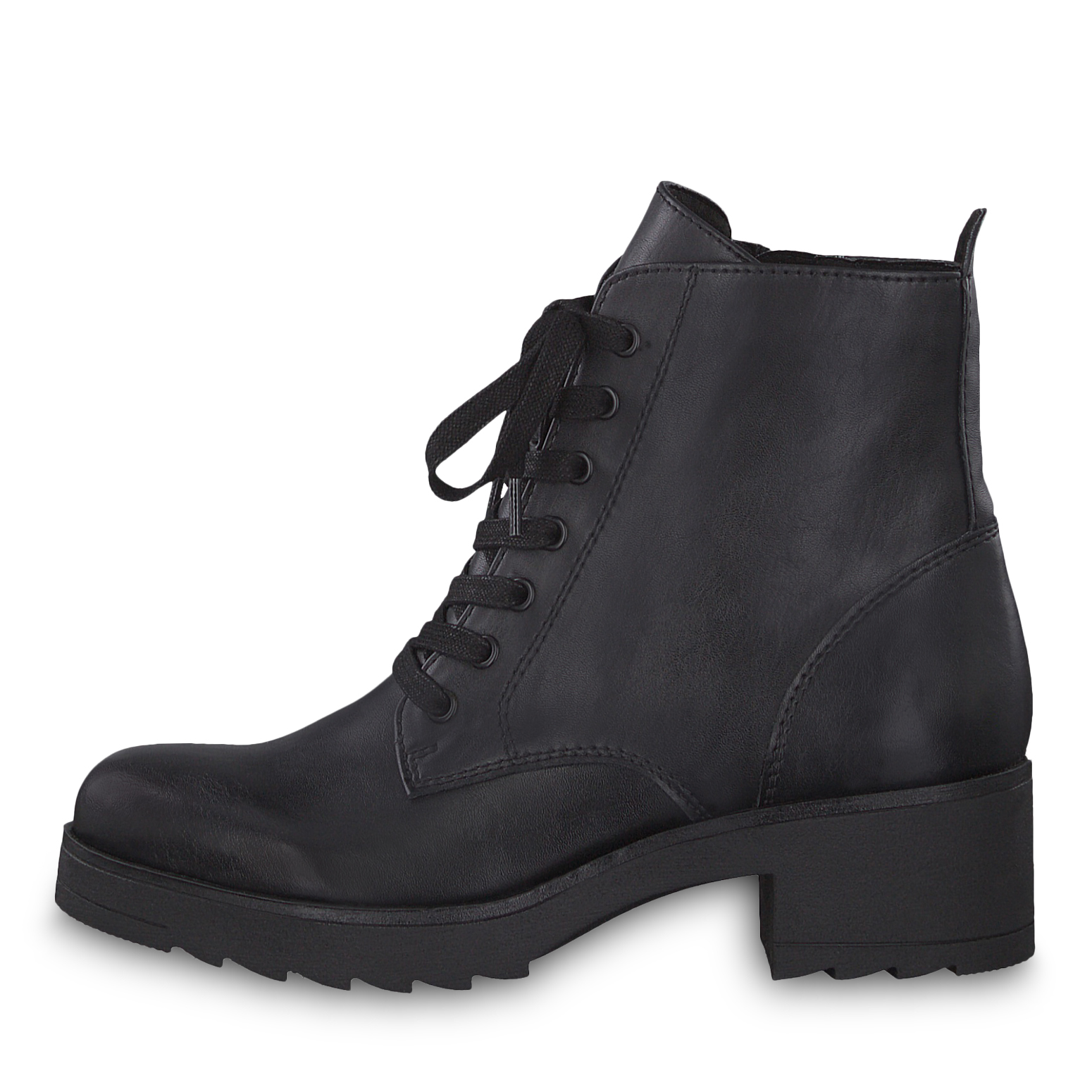 Bootie - black, BLACK ANTIC, hi-res