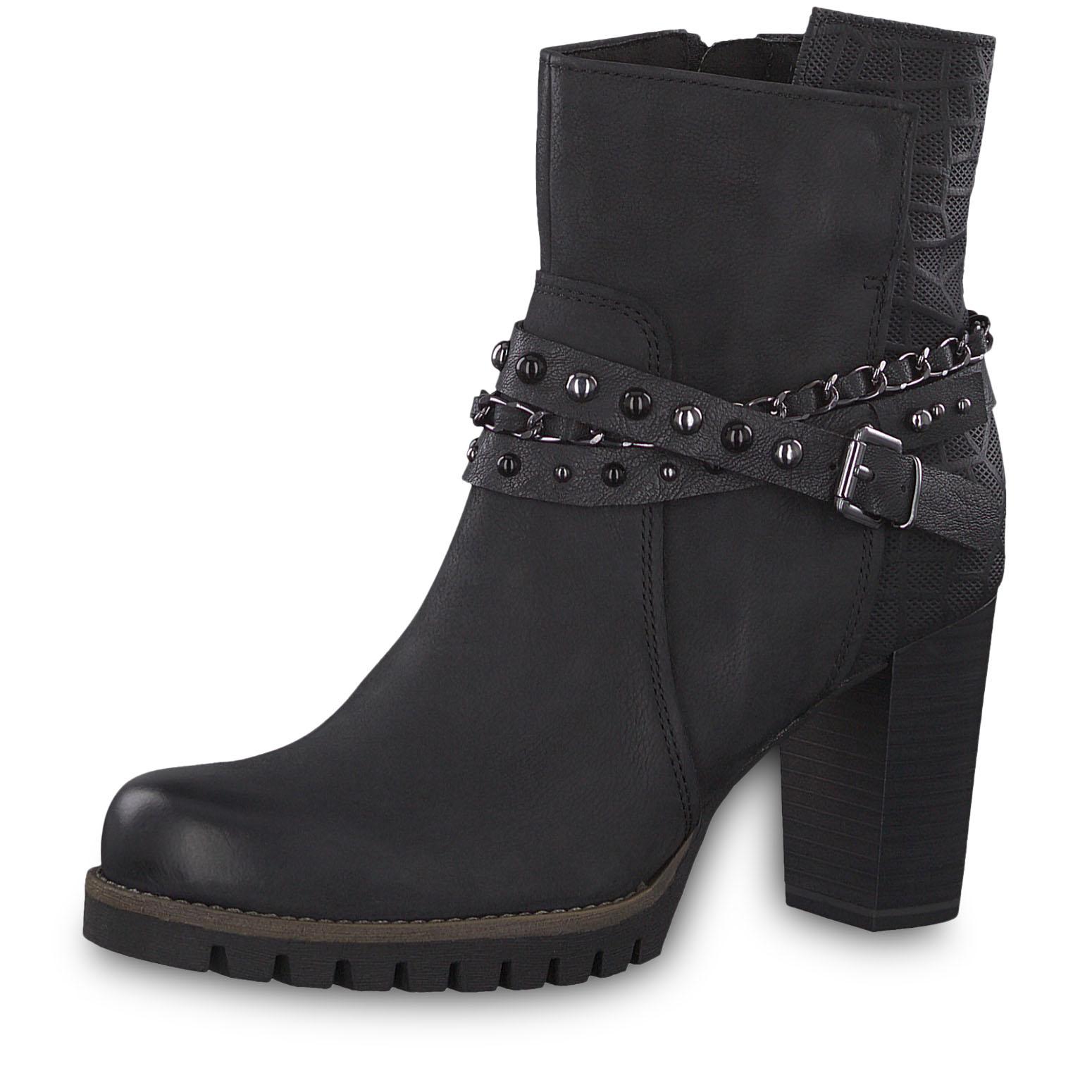 get cheap official images best shoes Lederstiefelette