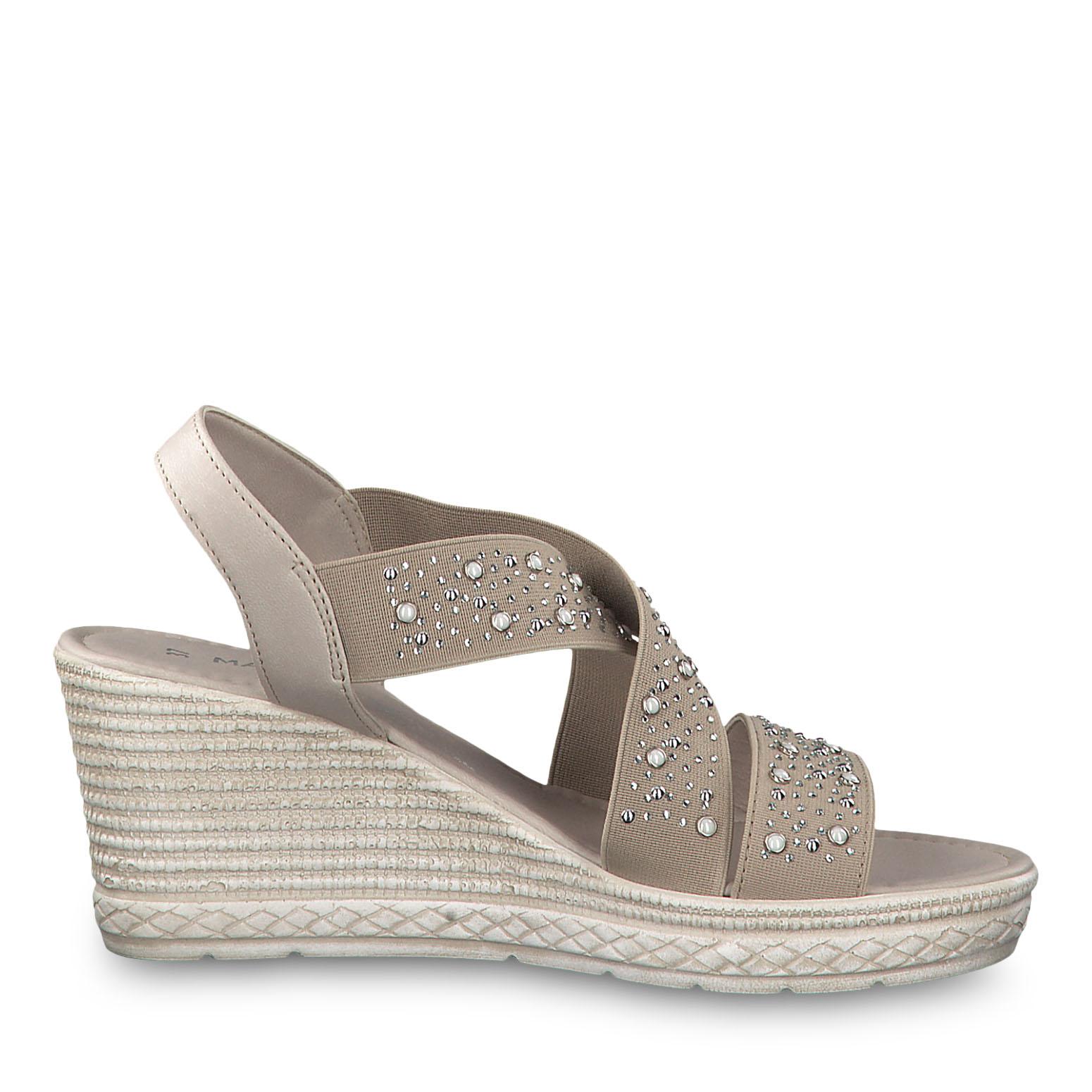 null 2 2 28345 22: Healed sandals von Marco Tozzi online kaufen!