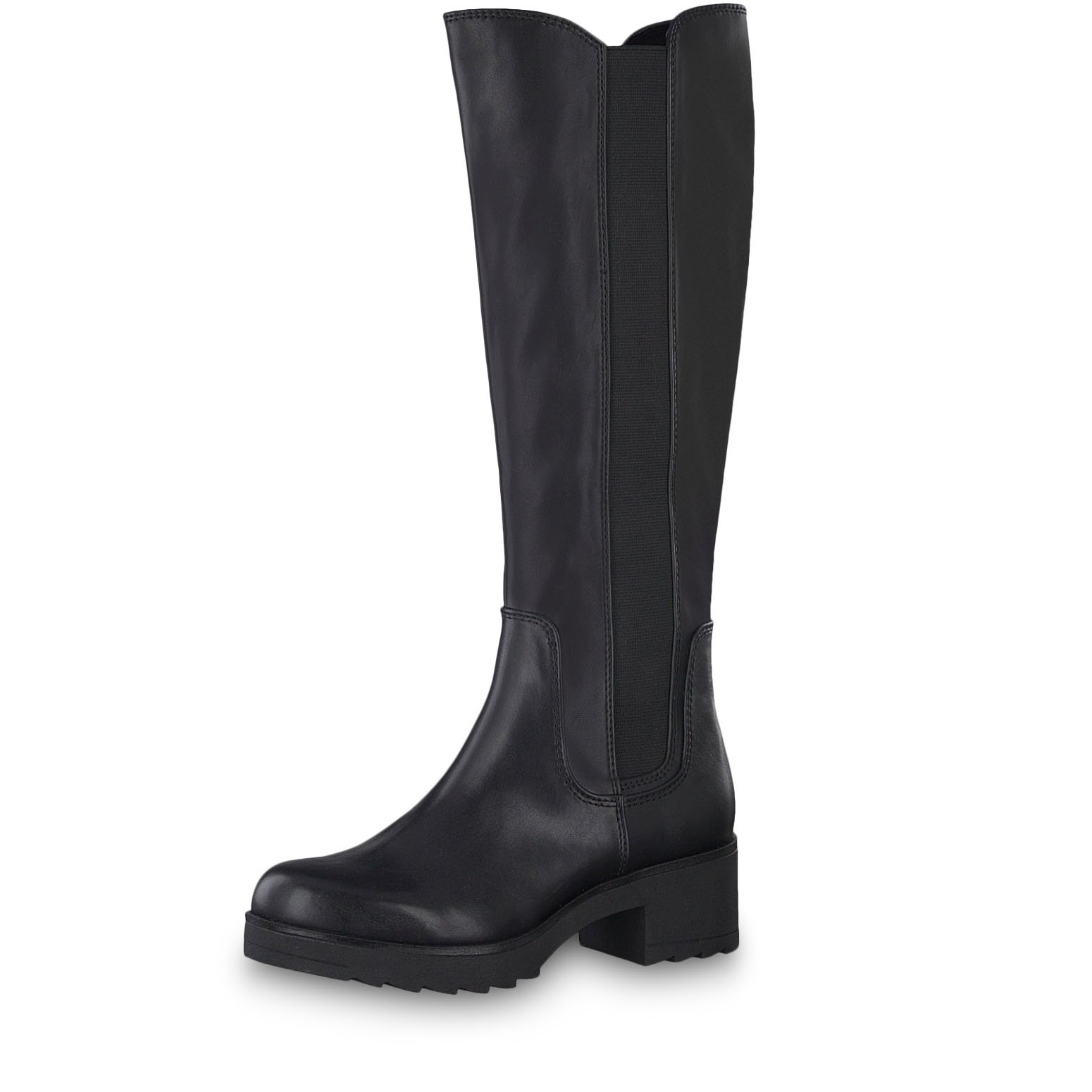 Boots - black, BLACK ANTIC, hi-res