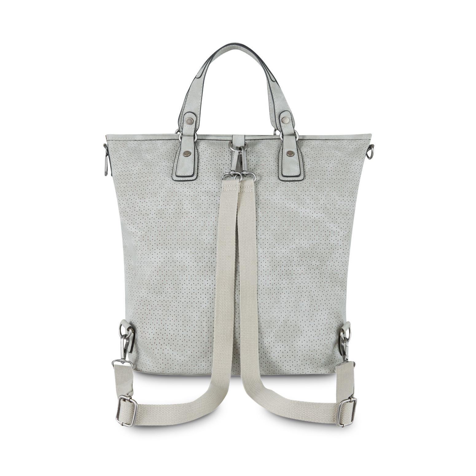 Handbag - grey, GREY COMB, hi-res