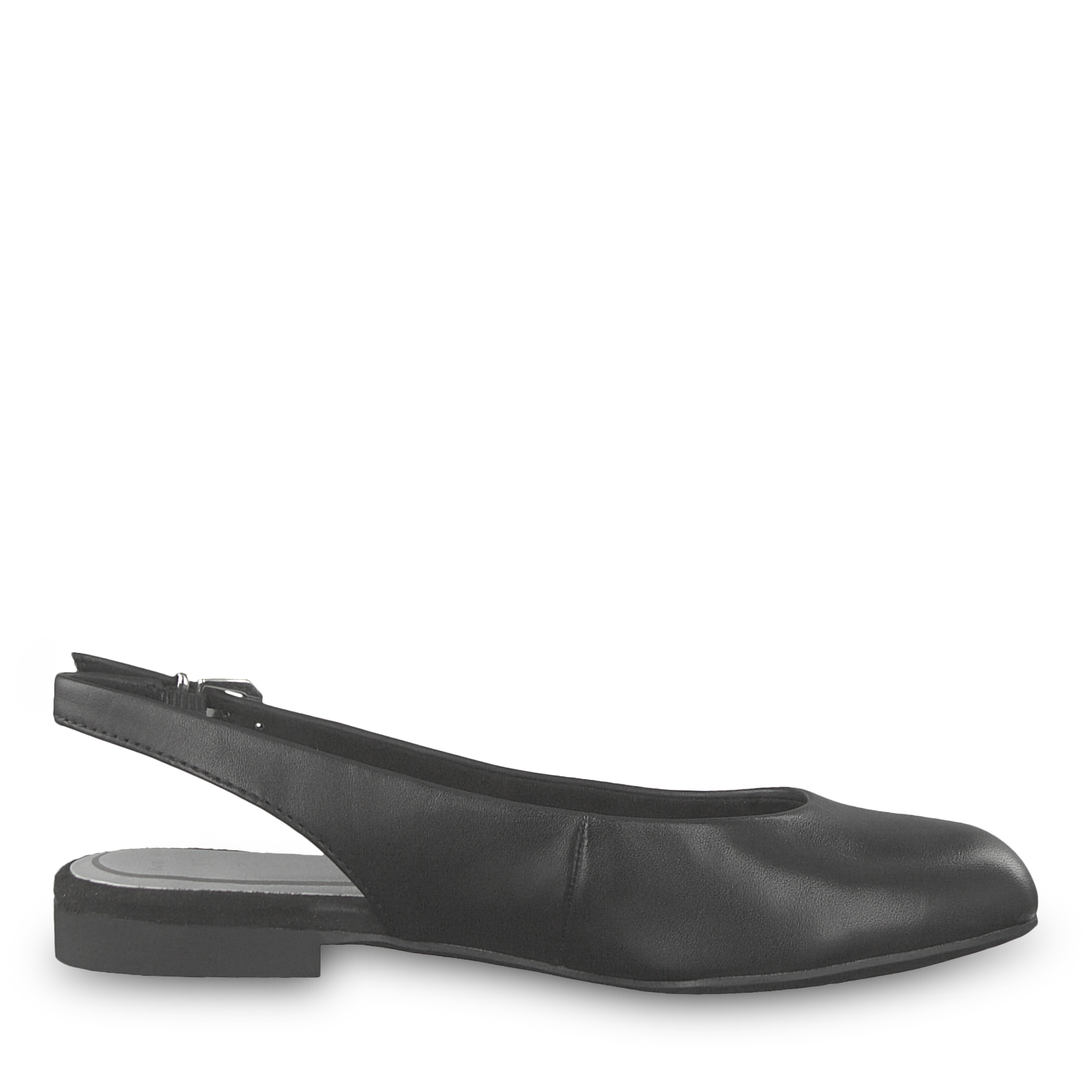 Leather Pumps - black, BLACK, hi-res